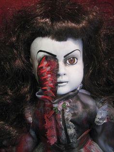 creepy dolls dolls vampire ebay id: bastet2329