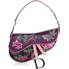 My new Dior Saddle Bag