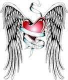 Ideas Tattoo Designs Angel Wings Middle For 2019 Tattoo Girls, Girl Neck Tattoos, Body Art Tattoos, Sleeve Tattoos, Angel Baby Tattoos, Star Tattoos, Trendy Tattoos, Unique Tattoos, Serotonin Tattoo