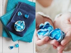Eine schöne Geschenkidee: Seife selber machen!
