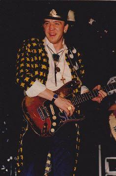 The Legendary Stevie Ray Vaughan