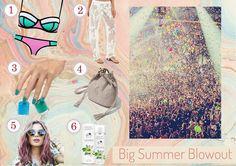 Eleven Oh Seven: Summer Getaway Holiday Essentials: Party Ibiza
