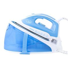 Quest 35460 Steam Generator Iron, 2600 W, Litre, Blue - Uk Appliances Direct Steam Generator Iron, Iron Steamer, Home Decor Furniture, Home Improvement, Home And Garden, Home Appliances, Steamers, Stainless Steel, House Design