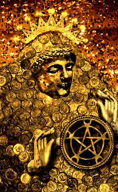 Tarot MAXIMO: King of Pentacles