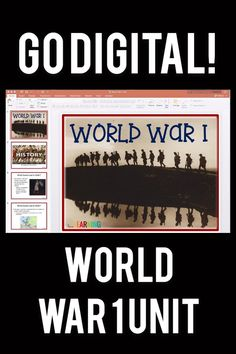 Distance Learning: World War 1 Unit with Interactive Notes Social Studies Classroom, Social Studies Resources, History Classroom, Teaching Social Studies, Teacher Resources, Teaching Ideas, Effective Classroom Management, Upper Elementary Resources, 5th Grade Teachers