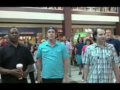 """""""Les Miserables"""" Flash Mob - YouTube - didn't know which board to pin this to so here it goes"""