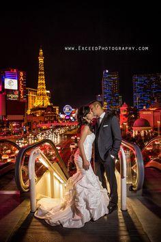 Las Vegas Elopement Photos {Jaime and Hieu} – Las Vegas Event and Wedding Photog… - Hochzeit Vegas Showgirl, Creative Wedding Inspiration, Las Vegas Photos, Las Vegas Weddings, Las Vegas Strip, Casino Royale, Casino Night, Wedding Pictures, Wedding Ideas