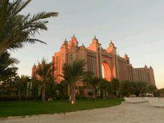 Atlantis Hotel. Dubai