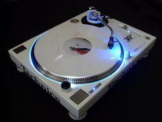 Technics White