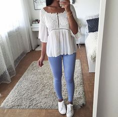 back fit girls; Cute Outfits For School, Outfits For Teens, Casual Outfits, Look Fashion, Teen Fashion, Fashion Outfits, Fashion Black, Fashion Ideas, Teenager Outfits