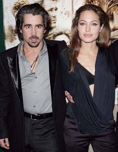 Angelina Jolie : ses plus belles histoires d'amour