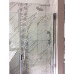 "MSI Pietra Calacatta 12"" x 24"" Porcelain Field Tile in White & Reviews | Wayfair"