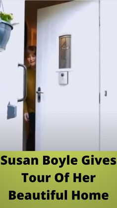 #Susan #Boyle Gives Tour Of Her #Beautiful Home