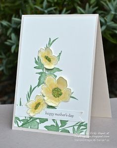 Fabulous Florets from Stampin' Up