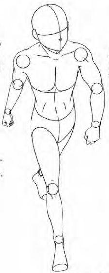 キャラクターをつくろう! 少女イラスト見本帖,マルチアングル編 Base Pose Model Manga Anime 8