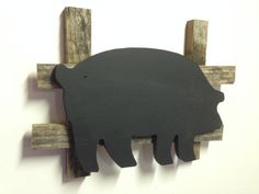 Bring Home the Bacon Chalkboard by ProvenanceSonoma on Etsy