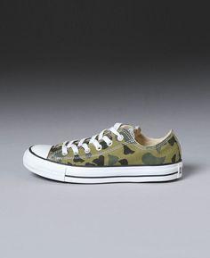 Converse Chuck Taylor All Star Camo Shoes