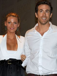 Ryan Reynolds and Blake Lively: New Wedding Details! #CouplesNews