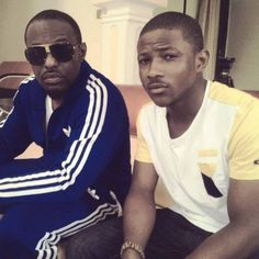 #Nollywood: Is Osita Oluchukwu the younger version of Jim Iyke, or not? They are both great actors! Read full gist: http://www.nollywoodsocial.com/photo/132