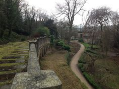 Above the catacombs, General Cemetery, Sheffield