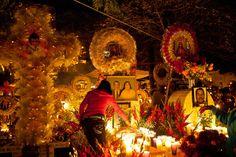 Dia de Muertos en Michoacan | Flickr: Intercambio de fotos