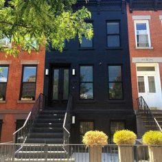 Paint it black brooklyn crownheights what nyc