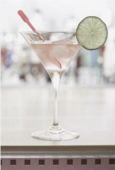 white orchid vodka cocktail