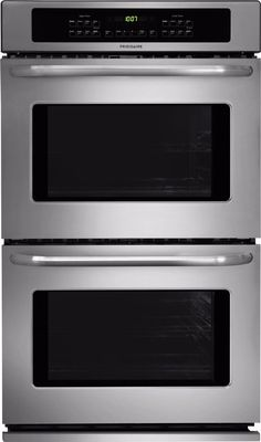 Frigidaire Ffet3025ps 30 Electric Double Wall Oven In Stainless Steel