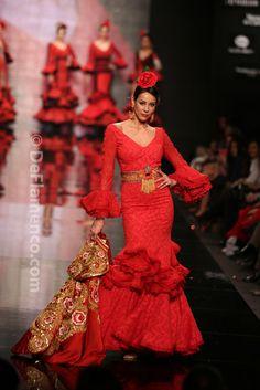 Fotografías Moda Flamenca - Simof 2014 - Sonia & Isabelle 'Fuerza y valor' - BR Complementos 'Brave' - Simof 2014 - Foto 10