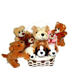 Basket Full Of Love : buy flowers online, buy cake online, send flowers, cakes to India
