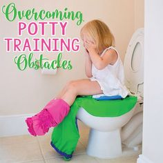 Overcoming Potty Training Obstacles » Daily Mom