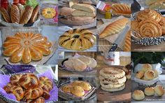 pain ramadan 2017, recette pain ramadan facile et rapide, khobz dar moelleux, pain arabe, kesra ou pain farci pour ramadan 2017 Ramadan 2016, Bread Recipes, Snack Recipes, Mama Cooking, Bread And Pastries, Freshly Baked, How To Make Bread, Bread Baking, Bakery