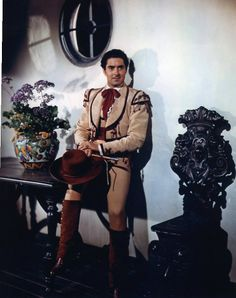 Tyrone Power | tyrone power in the m
