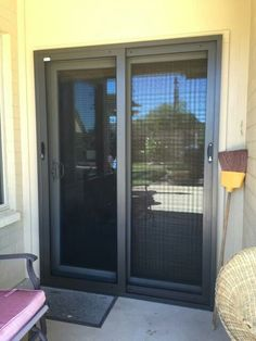 After installed Guarda security screen. The Glass Guru of Peoria
