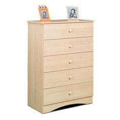 Nexera Distribution 5 Drawer Chest - NEXDI-5605. Nexera Distribution 5-Drawer Chest - NEXDI-5605 Alegria is a complete juvenile bedroom collection offering a vast number of configuration possibilities. The collections simple and elegant design combined with the natural map.. . See More Chests at http://www.ourgreatshop.com/Chests-C698.aspx