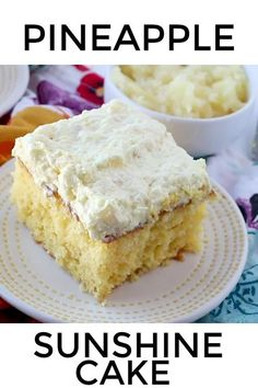 Cake Mix Desserts, Cake Mix Recipes, Easy Desserts, Baking Recipes, Hawaii Desserts, Non Chocolate Desserts, Sheet Cake Recipes, Sheet Cakes, Sweet Desserts