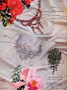Swarovski & Co. 1959 Jewels of Roger Jean-Pierre, Photo Georges Saad