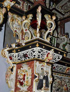 Людвиг Мюнстерманн. Алтарь из церкви в Hohenkirchen, Нижняя Саксония