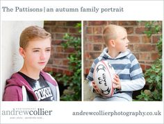 A family portrait session in November 2013 in Altrincham, Cheshire.