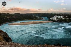 Beach from Odeceixe | Portugal (by GetLostAlgarve...