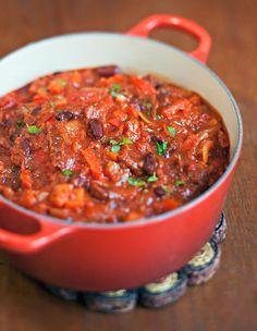 Vegetarian Recipes, Healthy Recipes, Healthy Food, I Love Food, Food Art, Chili, Nom Nom, Recipies, Curry