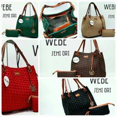 WEBE TOTE 8505 Blink Set Semor 32x15x31 - 330rb