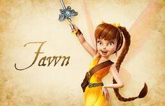 tinkerbell and friends fawn - Google Search