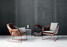 Merveilleux Saba Chairs At KCC Modern Living