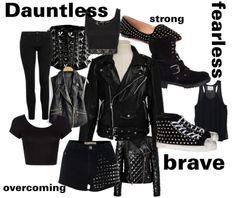 Dauntless!