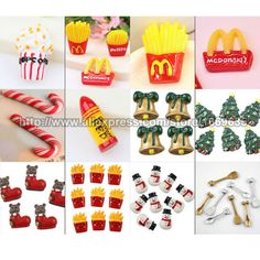 Find More Beads Information about 10x New DIY Simulation French Fries/Popcorn/Snowman/Christmas Trees/Socks Resin Accessories DIY Decoration For Phone Case Cake,High Quality accessories mitsubishi,China accessories girl Suppliers, Cheap decorative shoe accessories from Riky_mall on Aliexpress.com