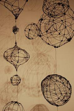 pods and orbs detail | da Barbara Gilhooly