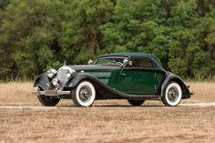 1937 Mercedes-Benz 320 Cabriolet