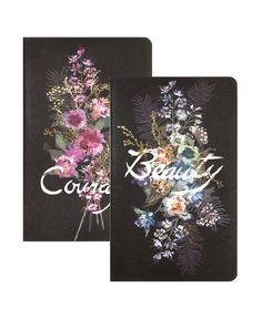 Papaya art. Beauty Bouquet Sketch and Scribble notebooks