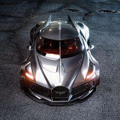 This Bugatti La Voiture Noire can become the next Batmobile Bugatti Cars, Bugatti Veyron, Ferrari, Lamborghini, Bugatti Concept, Concept Cars, Mustang Tuning, Latest Cars, Batmobile